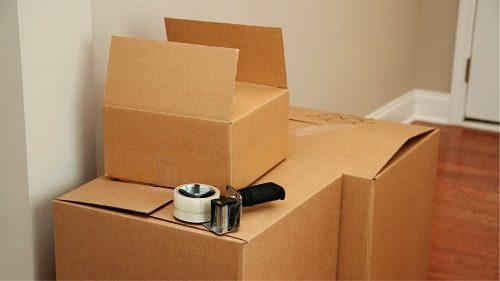 scatole per trasloco