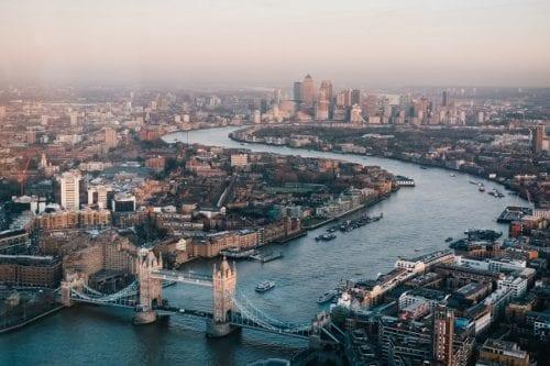 Trasloco Londra